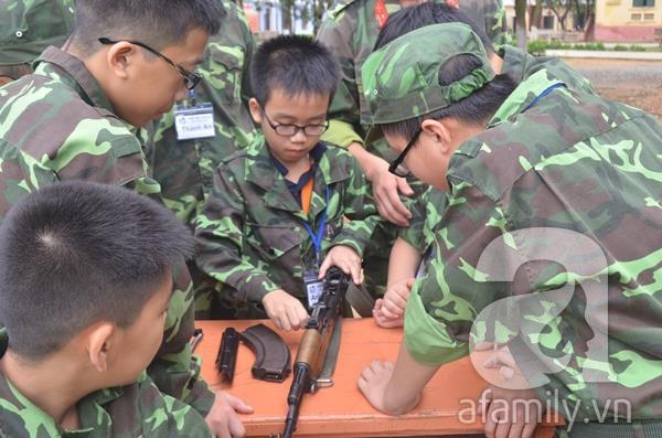 Nhật ký 10 ngày đi lính của những đứa trẻ thành phố 26