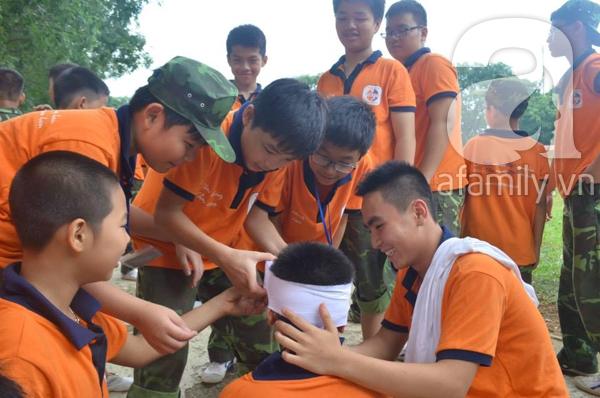 Nhật ký 10 ngày đi lính của những đứa trẻ thành phố 29