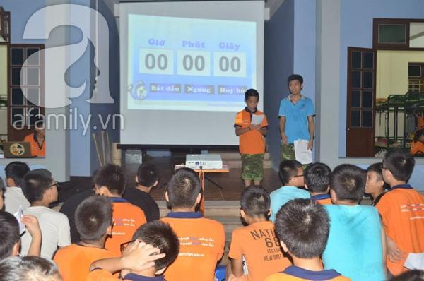 Nhật ký 10 ngày đi lính của những đứa trẻ thành phố 30