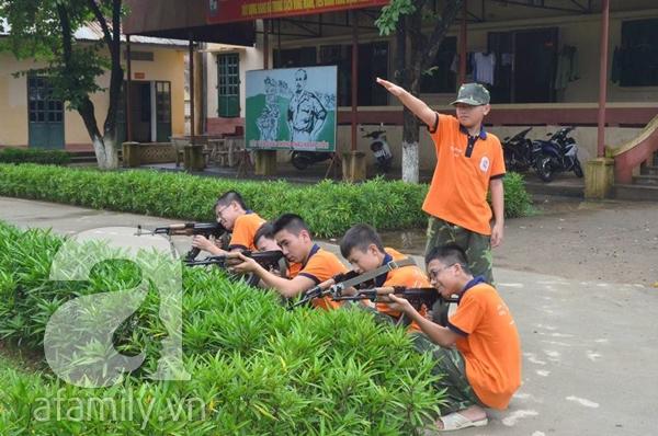 Nhật ký 10 ngày đi lính của những đứa trẻ thành phố 37