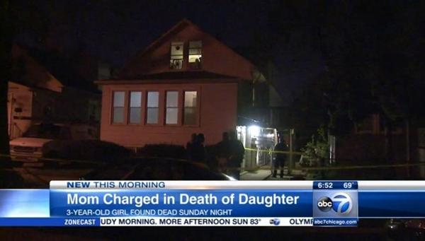 Xót xa bé 3 tuổi bị mẹ đánh gãy xương đến chết 2