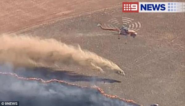 Cháy rừng nghiêm trọng ở Nam Úc, hàng nghìn người di cư 6