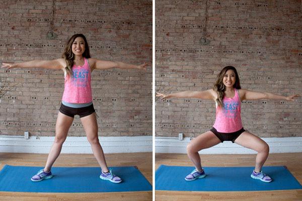 5 động tác thể dục tốt cho cơ sàn chậu như bài tập kegel 5