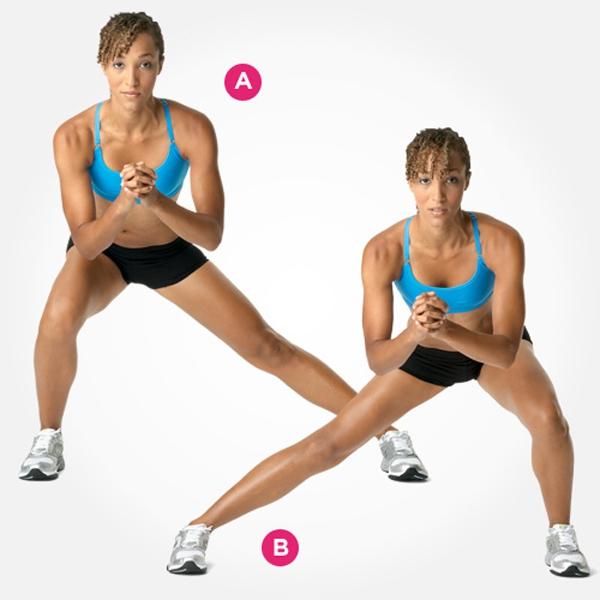 7 động tác thể dục có lợi cho sức khỏe phòng the của bạn 1