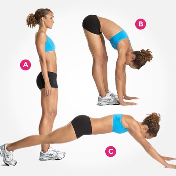 7 động tác thể dục có lợi cho sức khỏe phòng the của bạn 6