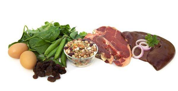 Tầm quan trọng của chất sắt và vitamin B12 đối với cơ thể 2