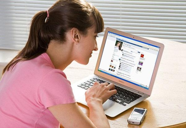 Mạng xã hội cũng có tác dụng giúp giảm cân 1