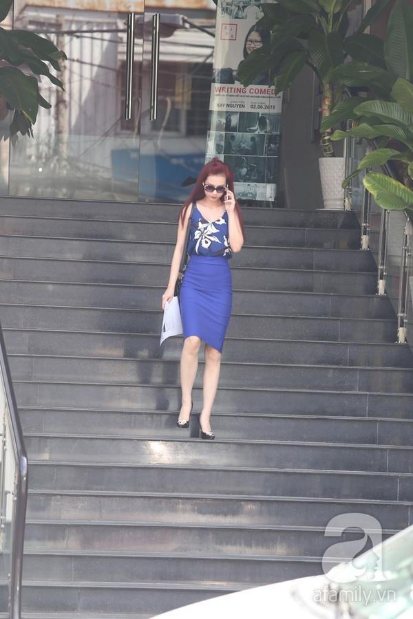 Quỳnh Chi bất ngờ lộ diện sau ồn ào hôn nhân 2