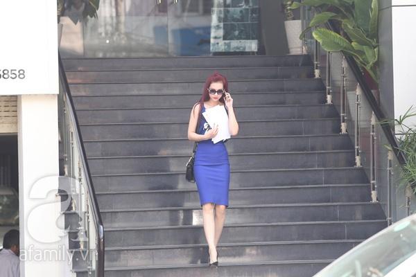 Quỳnh Chi bất ngờ lộ diện sau ồn ào hôn nhân 4