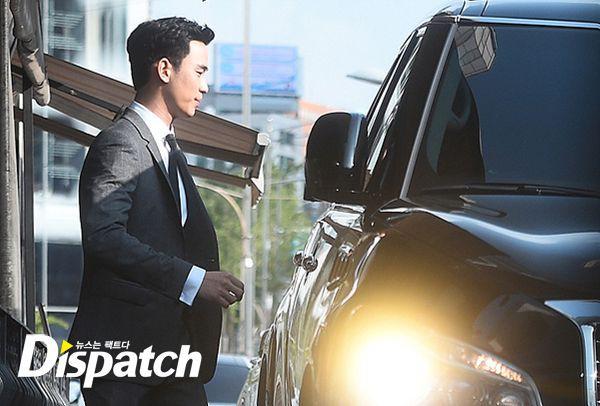 Kim Soo Hyun bảnh bao đi dự đám cưới của Bae Yong Joon 2