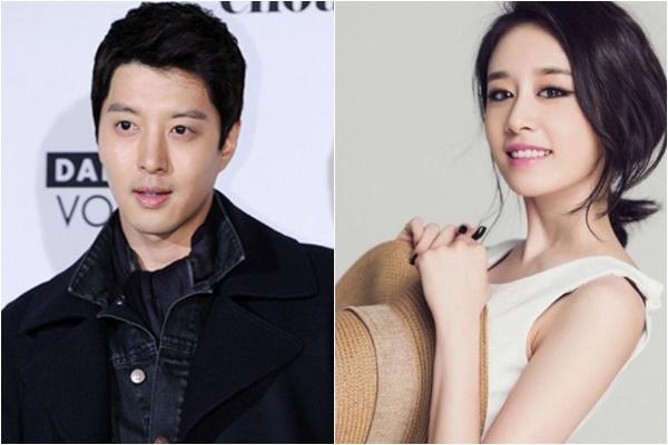 Lee Dong Gun hẹn hò nữ ca sĩ T-ara