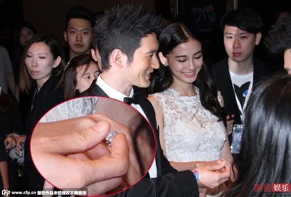 Huỳnh Hiểu Minh bày tiệc cưới 200 bàn để cưới Angelababy 2