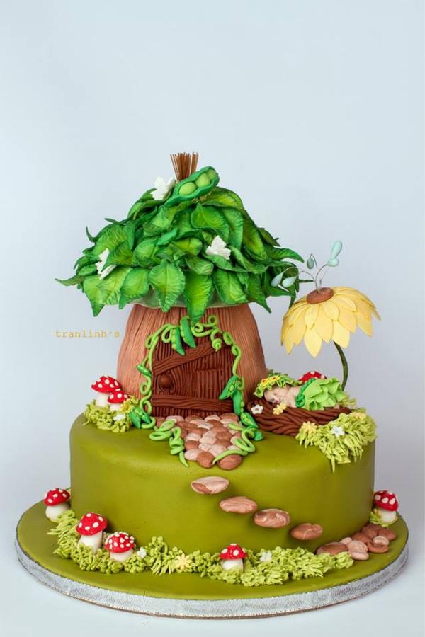 Người phụ nữ với đam mê đặc biệt: Vẽ tranh bằng... bánh ngọt 19