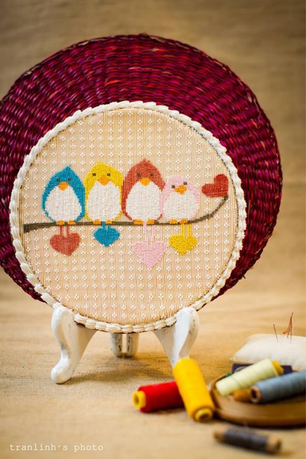 Người phụ nữ với đam mê đặc biệt: Vẽ tranh bằng... bánh ngọt 21