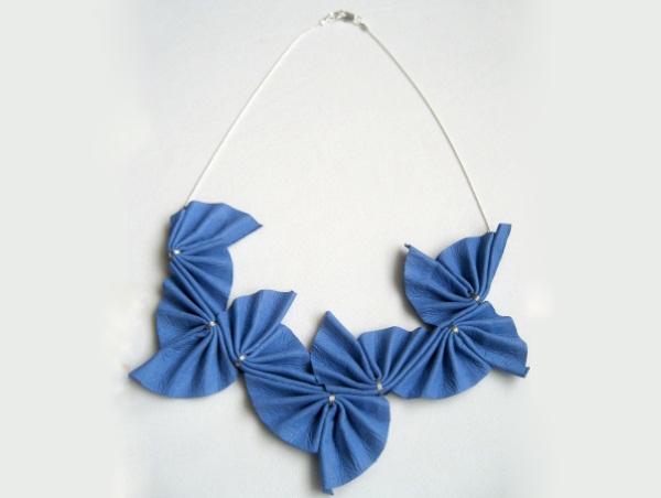 Mặt dây chuyền Origami đơn giản mà ấn tượng 7