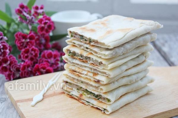 3 bước đơn giản làm bánh mỳ không cần lò nướng 1