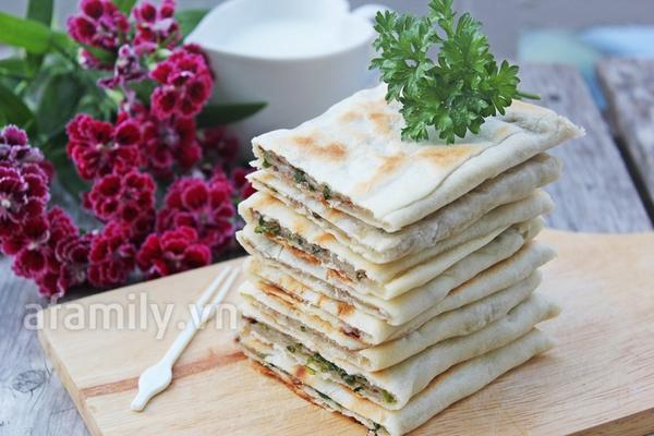 3 bước đơn giản làm bánh mỳ không cần lò nướng 11