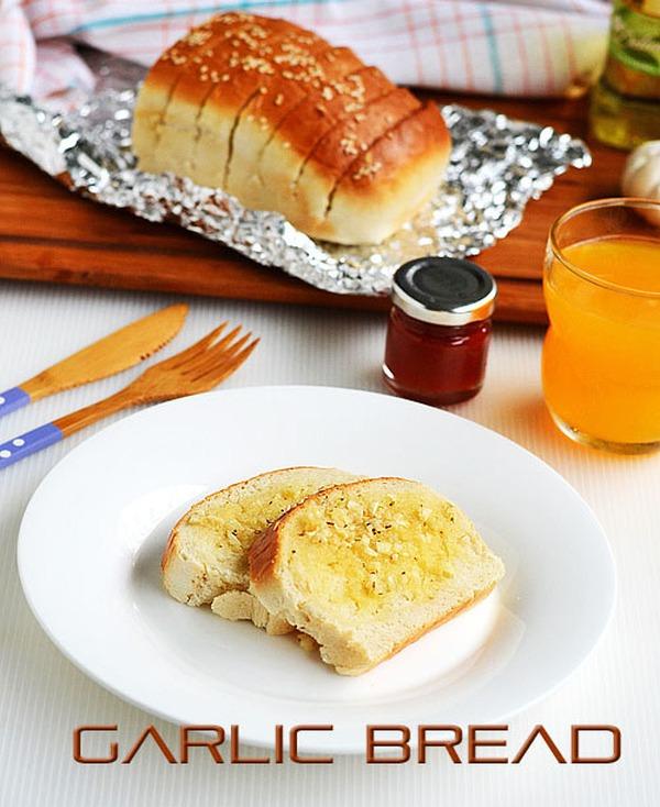 Bánh mì bơ tỏi thơm lừng hấp dẫn khó chối từ 1