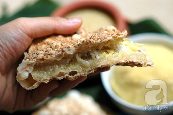 Bánh đa kê - mộc mạc quà quê 1