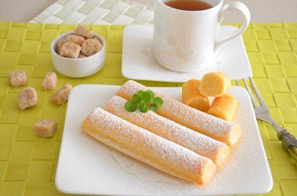 Làm bánh quy phô mai thơm phức ngon tuyệt 8