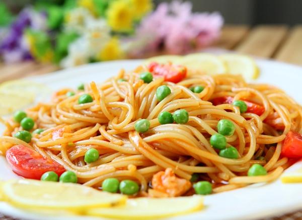 Mỳ Ý tốc hành cho bữa sáng đủ chất 1