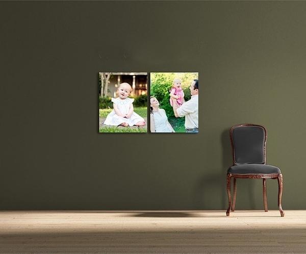 Giúp nhà thêm đẹp và gọn với 6 kiểu sắp xếp khung ảnh  8