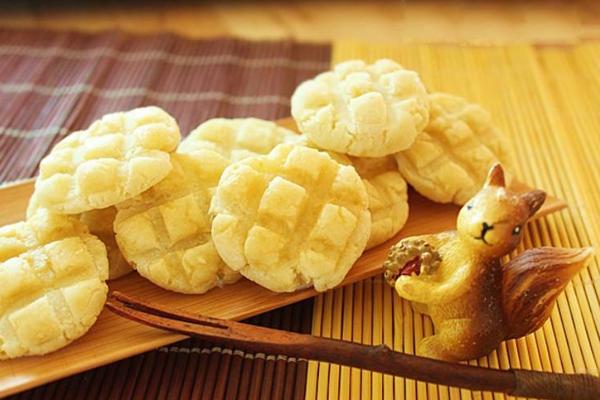 Cách làm bánh quy không béo từ khoai lang! 9