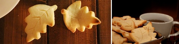 Làm bánh quy bơ hình thiên nga cực xinh 8
