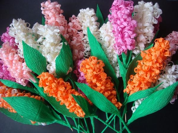 Cách làm hoa giấy siêu đơn giản mà đẹp mắt 9