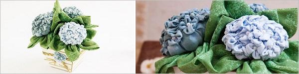 2 cách làm hoa vải gắn phụ kiện thật dễ thương 12