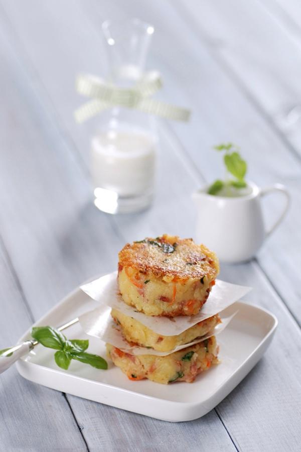 Bánh khoai tây chiên thơm phức cho bữa sáng 1
