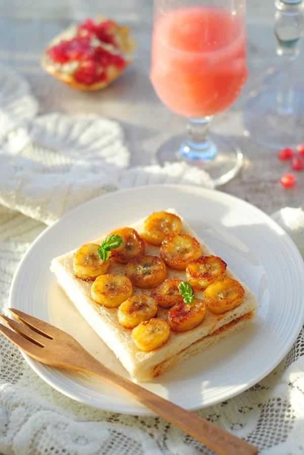 Làm bánh mỳ kẹp ăn sáng ngon và đủ chất 15