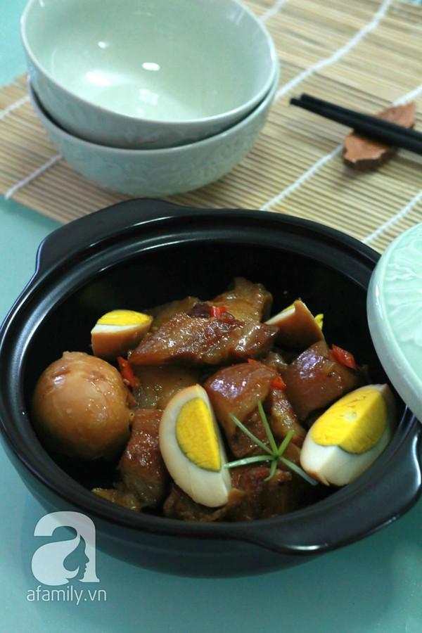 Học Christine Hà cách kho thịt cực đỉnh! 1