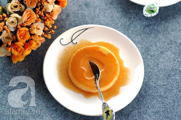 Trổ tài làm bánh flan dừa mát lịm thơm phức 18