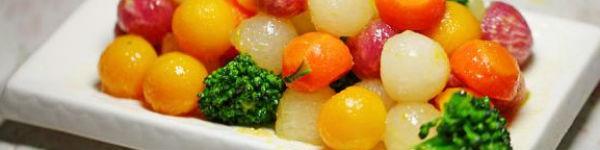 Bổ sung vi chất cho cả nhà với món rau xào giản dị 15