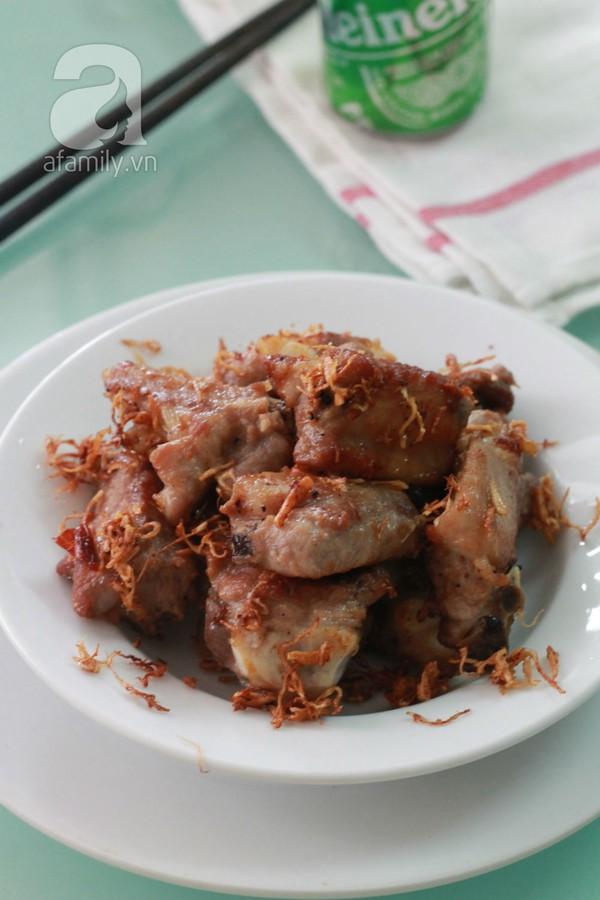 Học Elly Trần cách làm sườn chiên sả ớt cực ngon 21