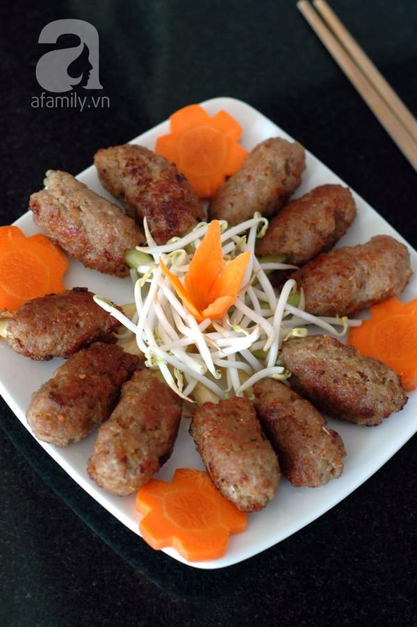 Thịt cuốn sả thơm phức ngon cơm ngày gió lạnh 1