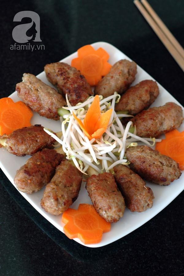 Thịt cuốn sả thơm phức ngon cơm ngày gió lạnh 15