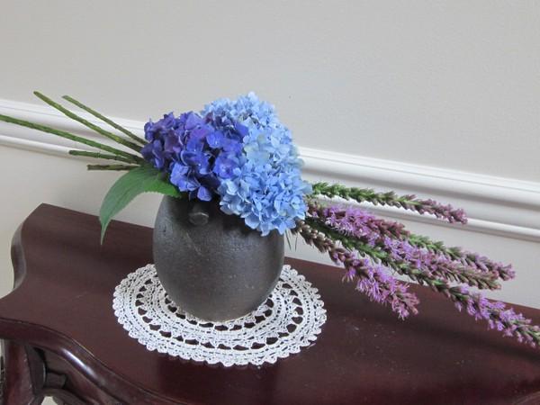 5 cách cắm hoa cẩm tú cầu tuyệt đẹp và sáng tạo  5