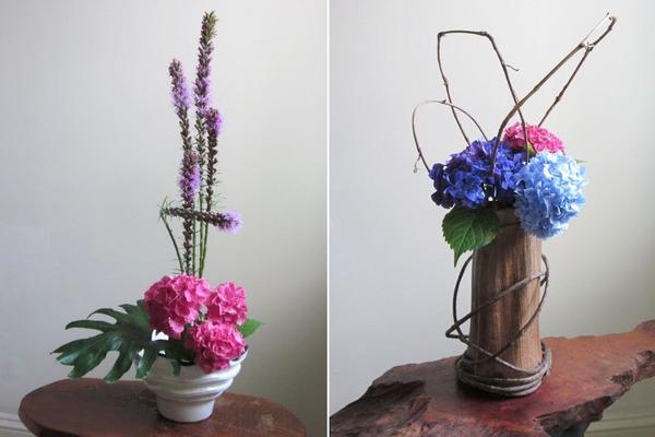 5 cách cắm hoa cẩm tú cầu tuyệt đẹp và sáng tạo  6