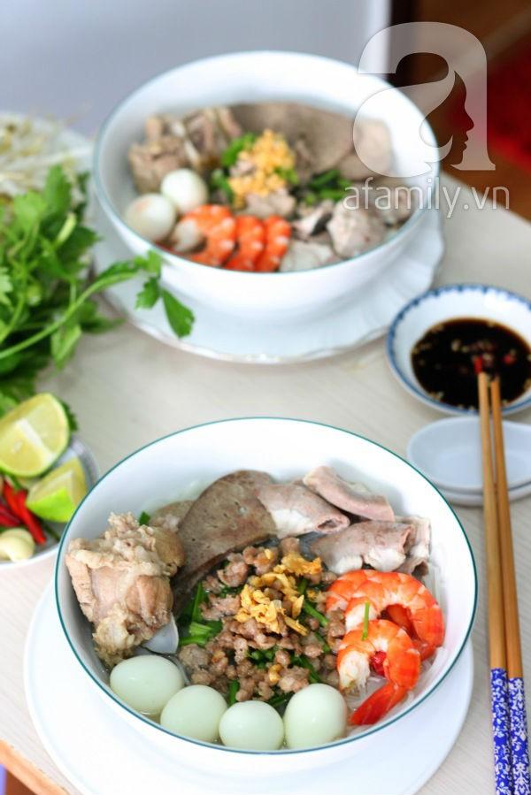 Cách nấu hủ tiếu Nam Vang đơn giản mà ngon 1