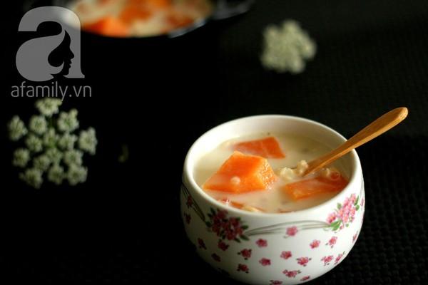 Cách nấu chè khoai tuyệt ngon cho ngày lạnh 1
