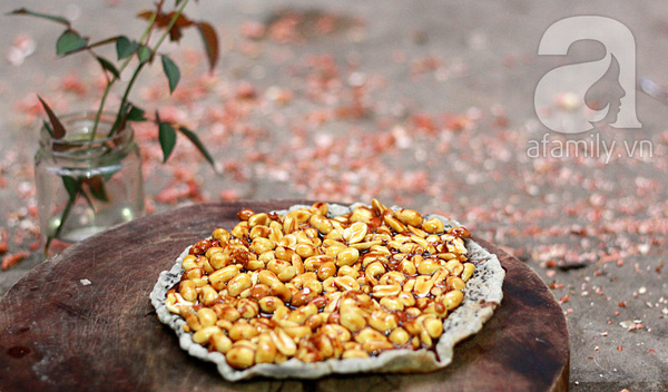 Kẹo lạc bánh đa - quà vặt dân dã từ miền Trung 17