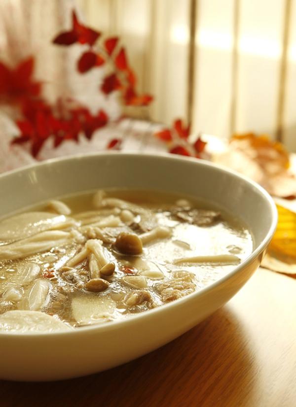 2 cách nấu canh nấm ngọt thơm hấp dẫn 21