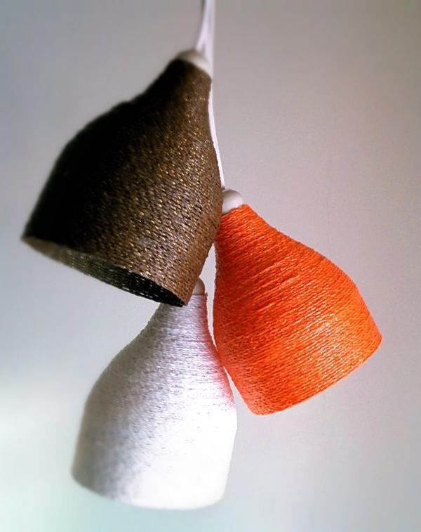Kết quả hình ảnh cho đèn tự làm từ chai nhựa