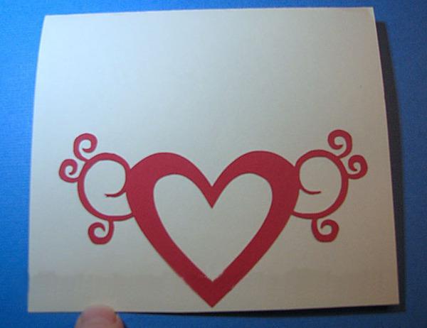 Làm thiệp nổi siêu đáng yêu cho mùa Valentine 13
