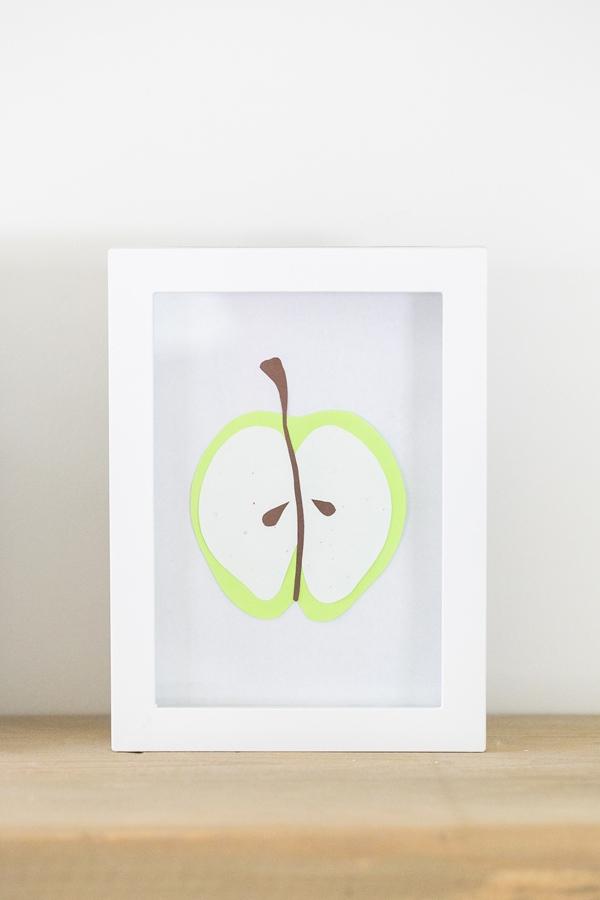 Khéo tay làm bộ tranh trái cây sắc màu trang trí nhà thêm ấn tượng 13