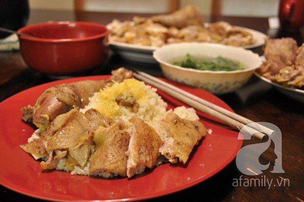 Cách nấu cơm gà Hải Nam chuẩn ngon đúng điệu 17