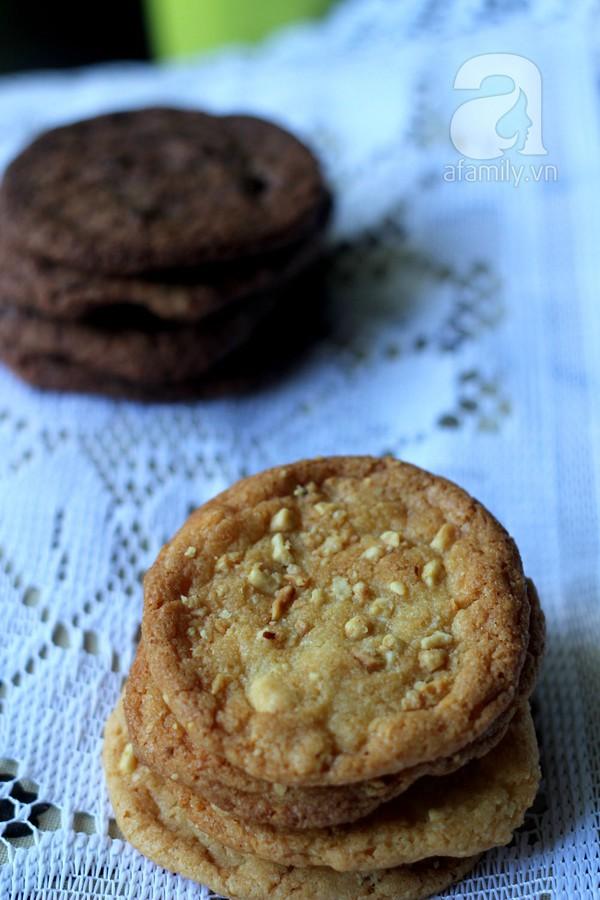 Chỉ 1 công thức làm 2 loại bánh quy cực ngon! 19