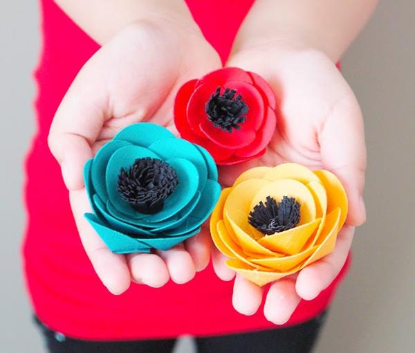 Thêm một cách làm hoa vải siêu tốc mà đẹp 1
